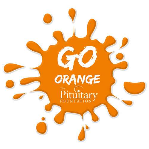 Go orange - the Pituitary Foundation