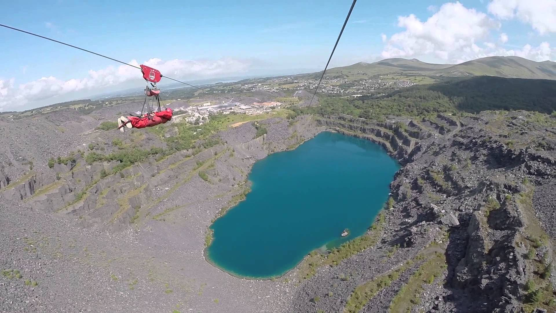 Zip World Velocity (North Wales) | The Pituitary Foundation